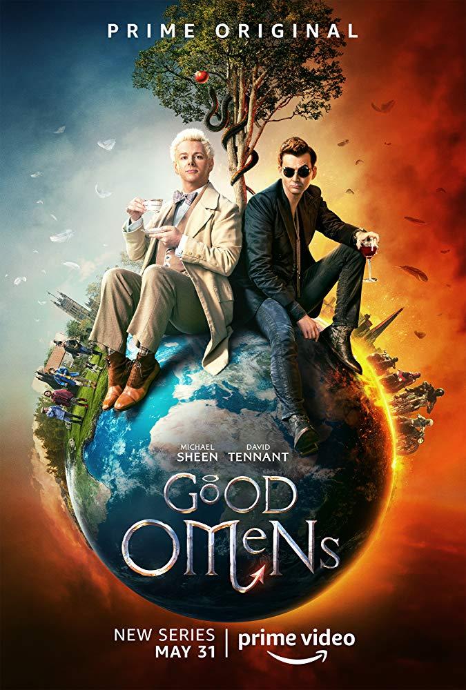 Плакат на сериала/IMDb