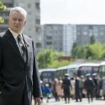 Стелан Скарсгаард в сериала Чернобил