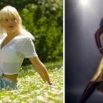 Мартина Биг - от блондинка в чернокожа