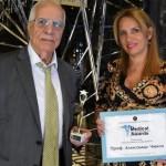 Професор Александър Чирков с Гран При от Националните медицински награди