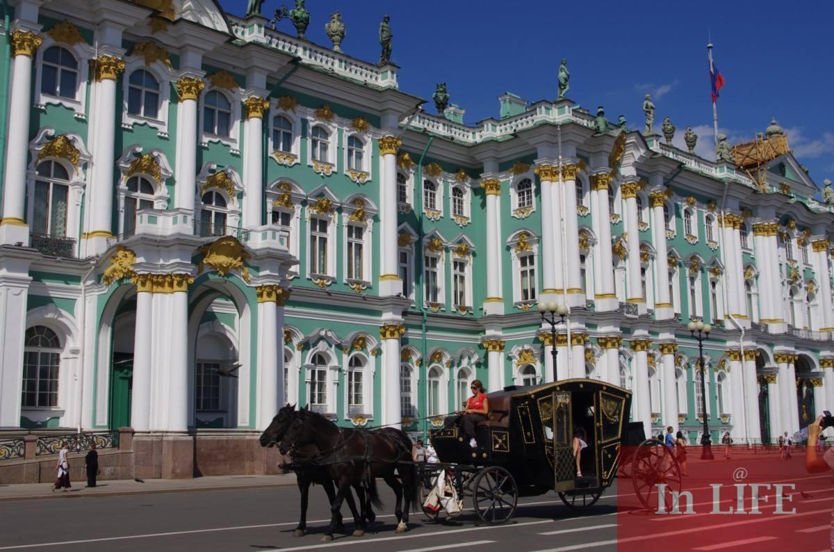 Ермитаж, Санкт Петербург