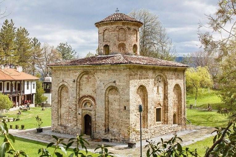 Земенският манастир Св.Йоан Богослов, паметник на културата под закрилата на ЮНЕСКО  и основна опорна точка на Краищенско Светогорие