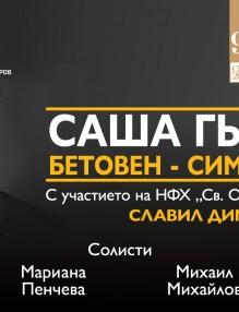Класика - девета симфония на Бетовен за Деня на Европа - Саша Гьотцел