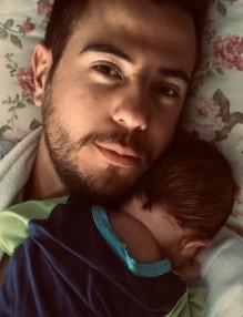 Бебето на Петя Дикова и Илиян Любомиров