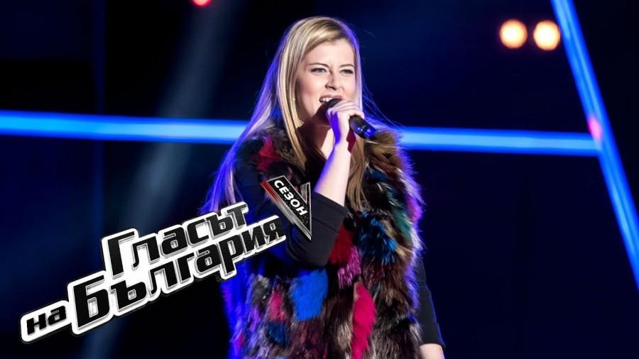 """Нели Асенова - Нелс в """"Гласът на България"""""""