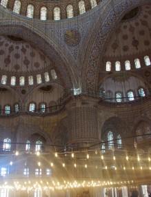 Синята Джамия, Истанбул