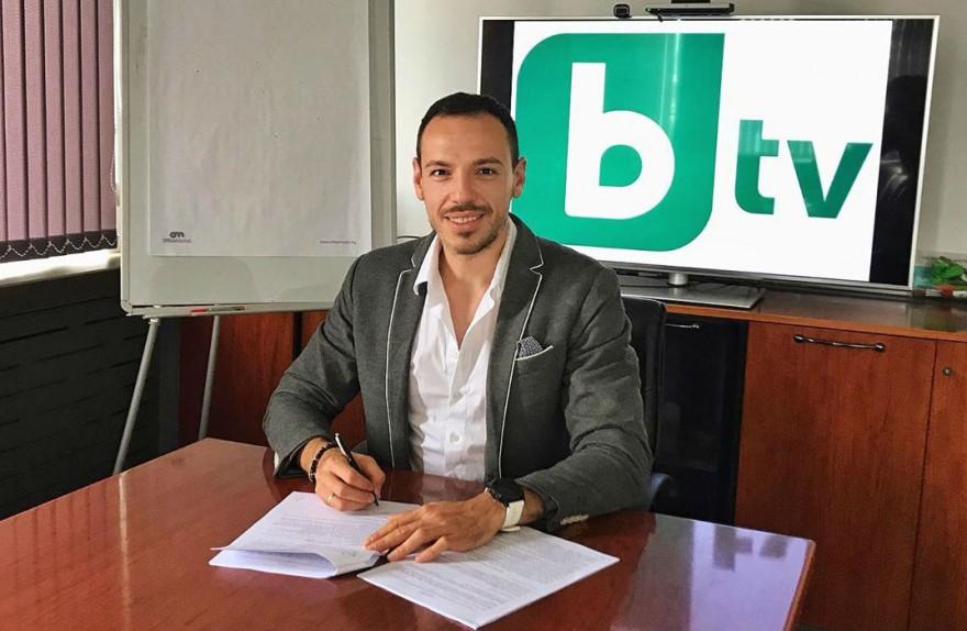 Даниел Петканов в bTV