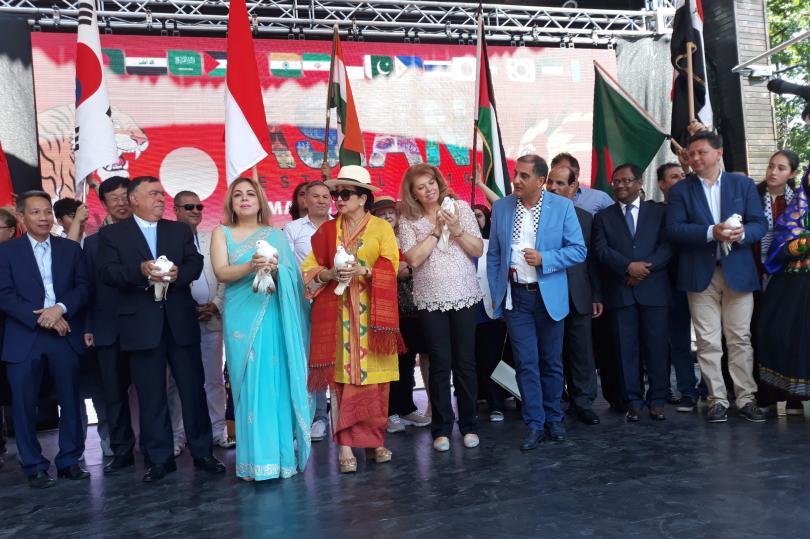 Магията на Изтока 2019 - фестивал на Азия в София