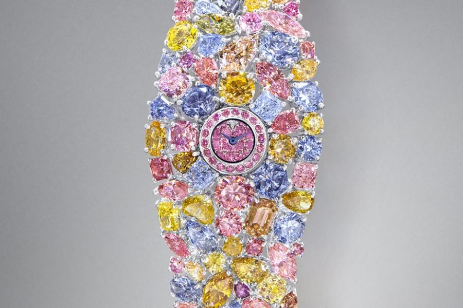 Chopard 201 karat watch часовник