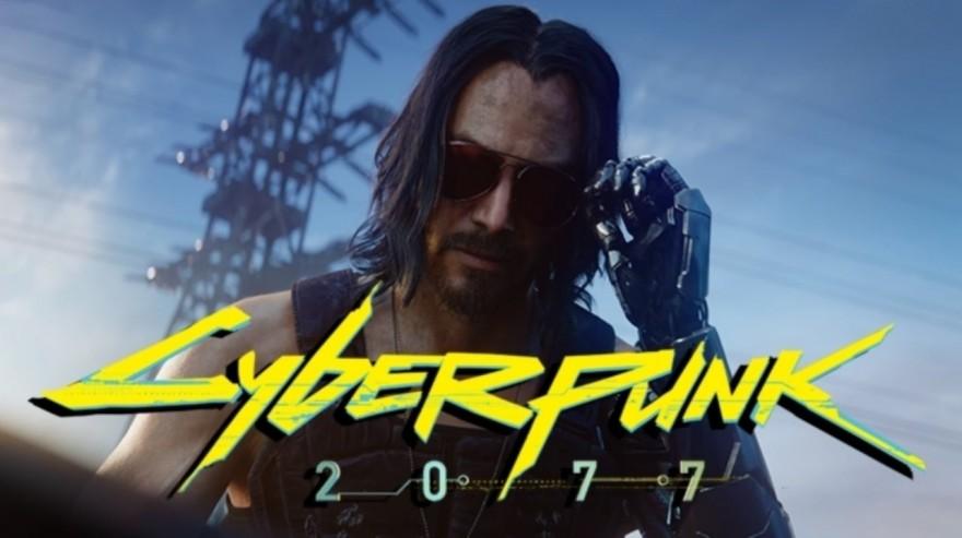 Киану Рийвс в Cyberpunk 2077 игра