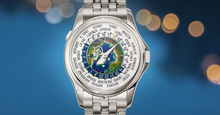 patek philippe world часовник