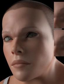 Минди - прототип на човек през 3000 година