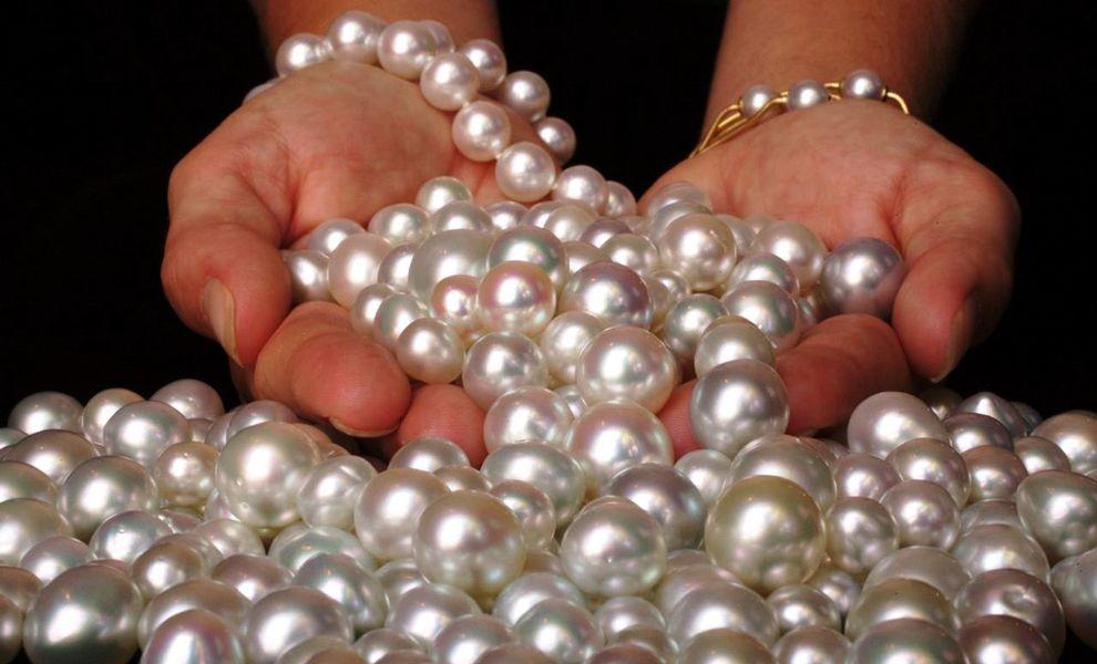 миди и перли