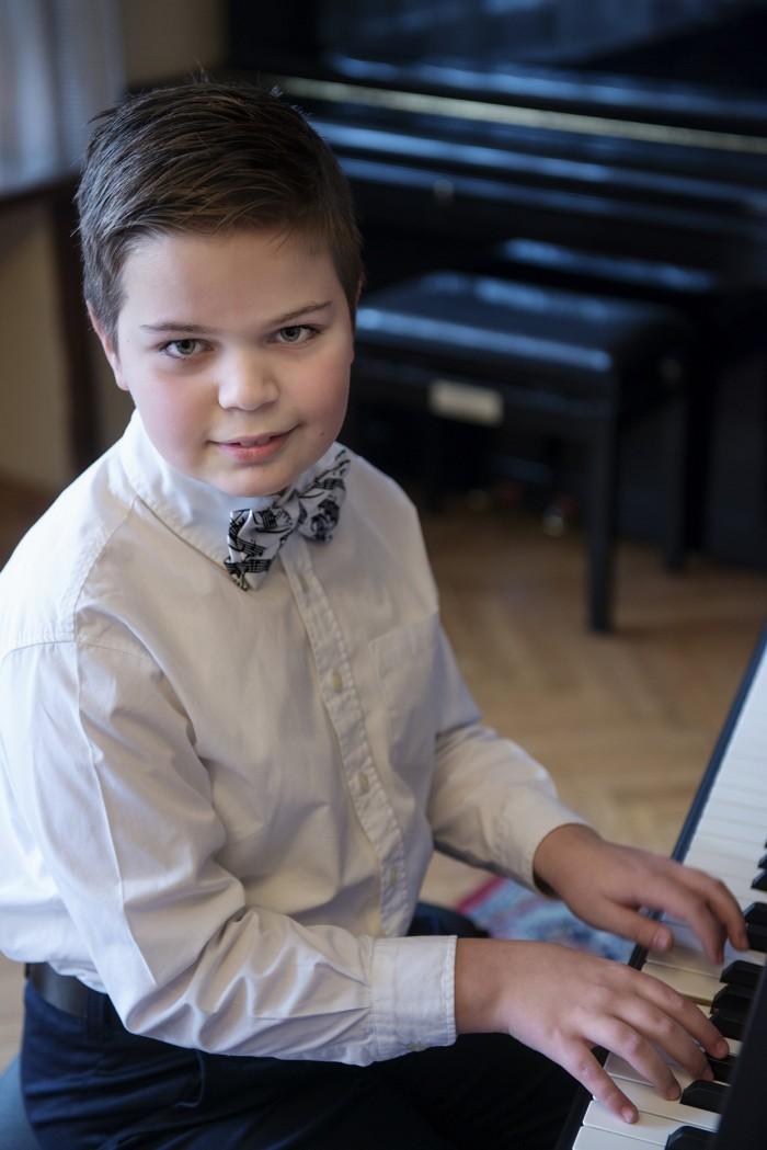 Ивайло Василев - детето чудо на пианото