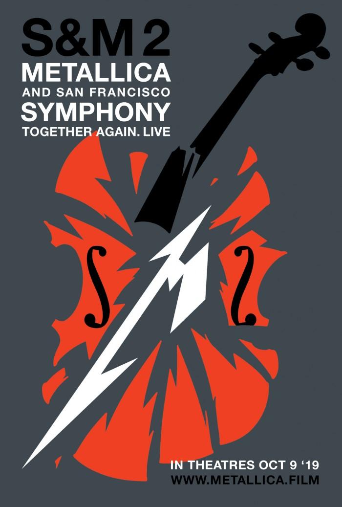 Metallica и Симфоничния оркестър на Сан Франциско