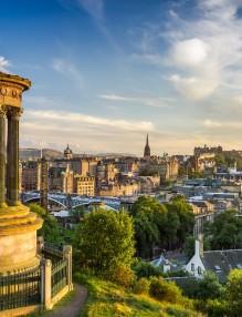 Единбург - Шотландия