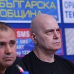 Евгени Димитров Маестрото и Слави