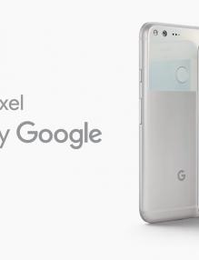 pixel- смартфон на Google