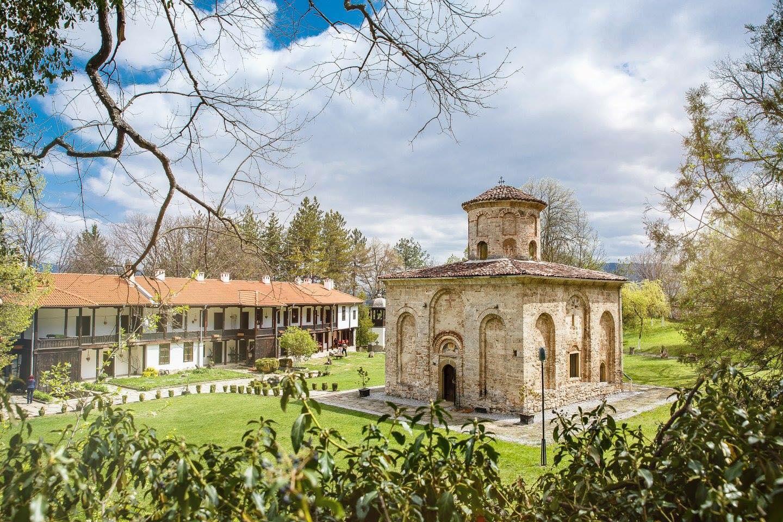 Земенският манастир Свети Йоан Богослов