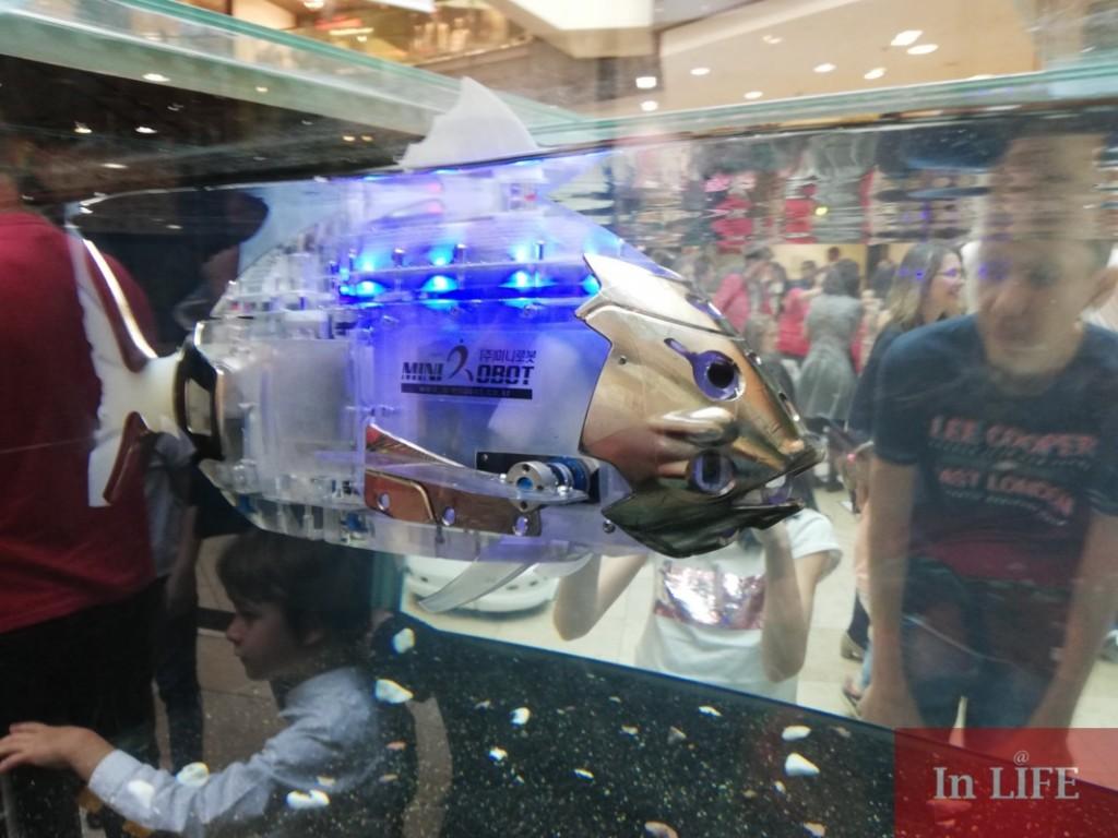 Изложение на роботи в Сердика Център