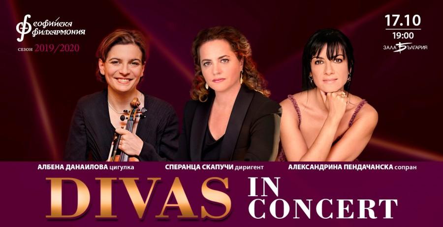 Александрина Пендачанска - Divas in Concert