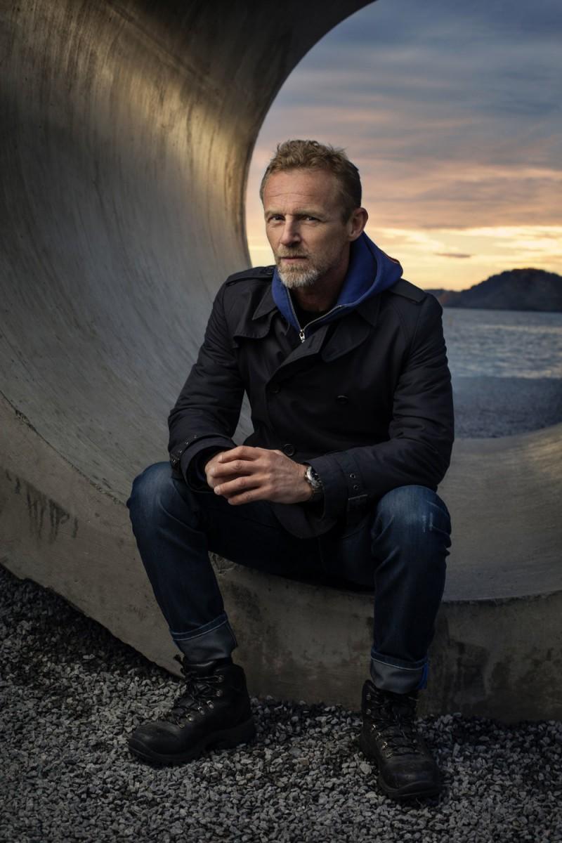 Ю Несбьо - автор на поредицата за Хари Хуле