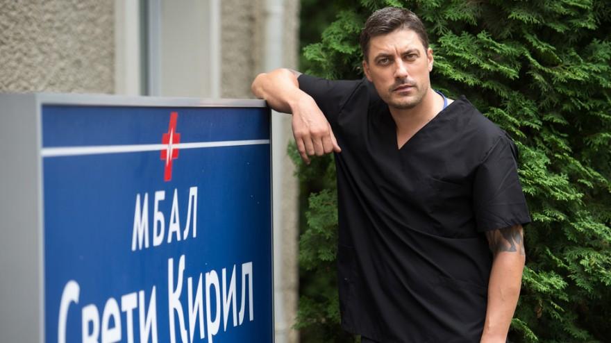 """Владо Карамазов в """"Откраднат живот"""""""