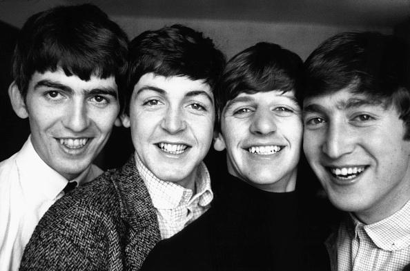 British Rock Band The Beatles