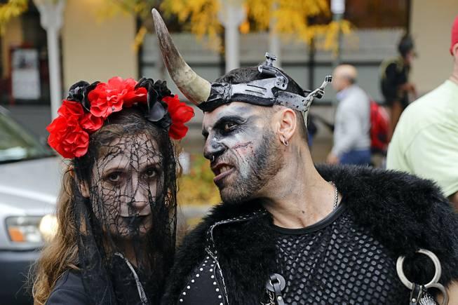 парада на Хелоуин 2019 в Ню Йорк