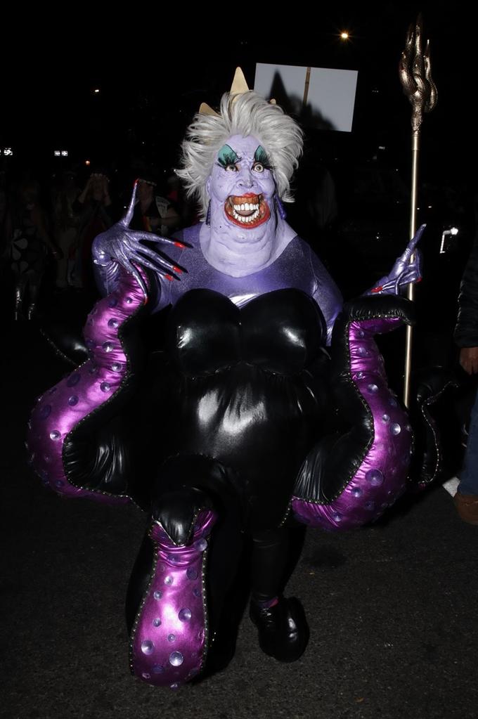Парад за Хелоуин в Ню Йорк 019