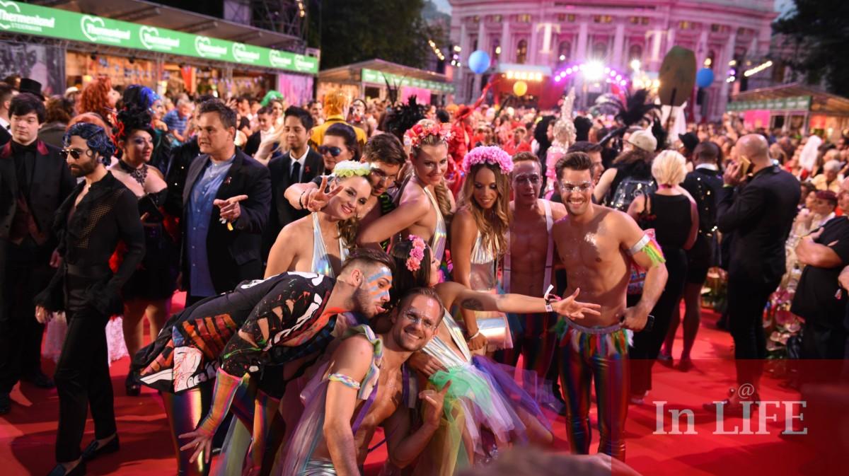 Балът на живота във Виена - най-голямото световно събитие в борбата срещу СПИН