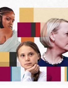 100 най-влиятелни жени на Forbes за 2019 година