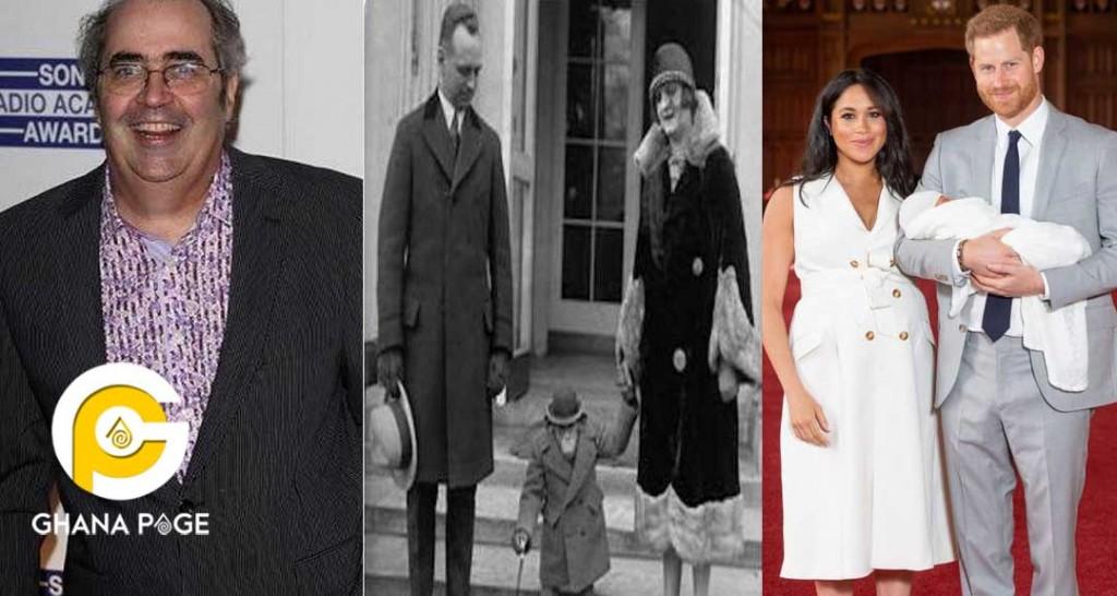 Принц Хари и Мегън Маркъл - сравниха бебето им с маймуна