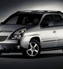 pontiac aztek - най-грозният автомобил