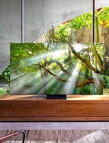 samsung Q950 - телевизор без рамка