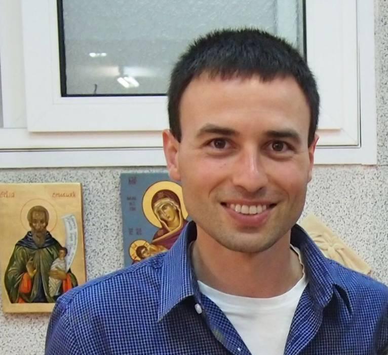 Боян Александров, който хората тук наричат Боян Майстора