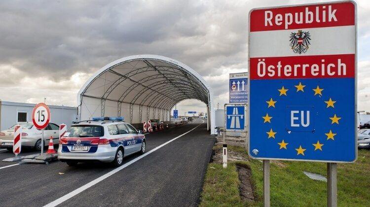austria-border